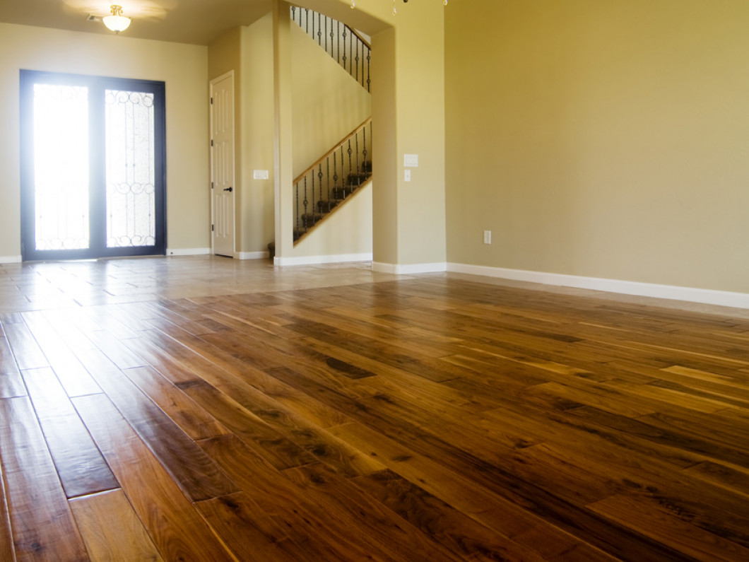 Wood Floor Refinishing From Schemmer S Cleaning Services